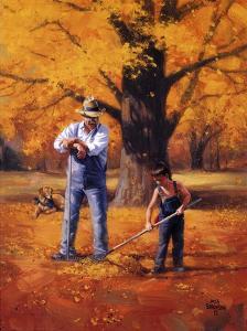 Golden Memories by Jack Sorenson