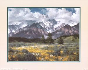 Rocky Mountain Peaks by Jack Sorenson