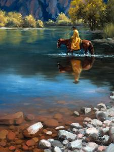 Shallow Crossing by Jack Sorenson