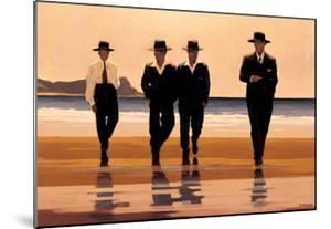 Billy Boys by Jack Vettriano