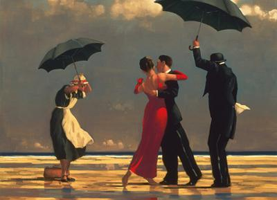 Singing Butler by Jack Vettriano