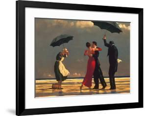 Singing Butler by Jack Vettriano