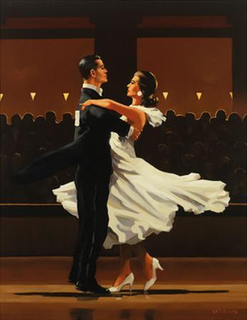 Take this Waltz by Jack Vettriano
