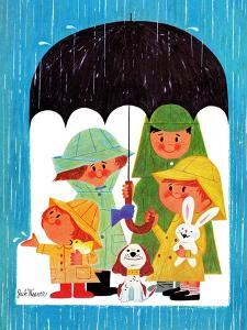 Raining Cats and Dogs - Jack & Jill by Jack Weaver