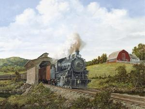 Locomotive 2 by Jack Wemp