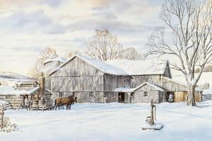 Maple Sugar Time by Jack Wemp