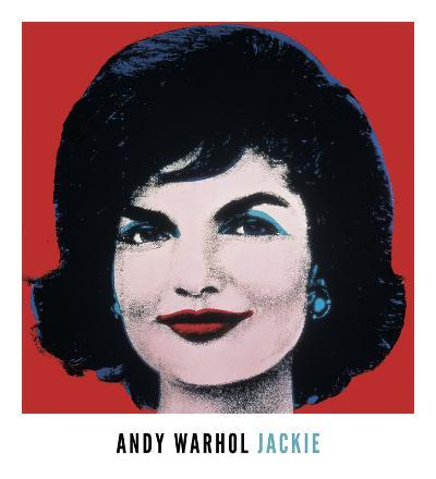 Jackie, 1964-Andy Warhol-Art Print