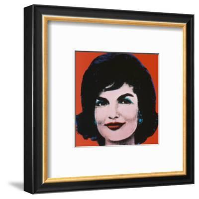 Jackie, 1964-Andy Warhol-Framed Art Print
