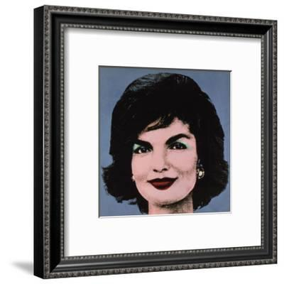 Jackie, 1964-Andy Warhol-Framed Giclee Print