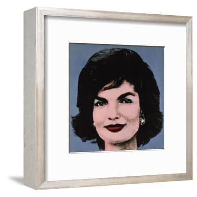 Jackie, 1964-Andy Warhol-Framed Giclee Print