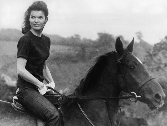 Jackie Kennedy--Photo