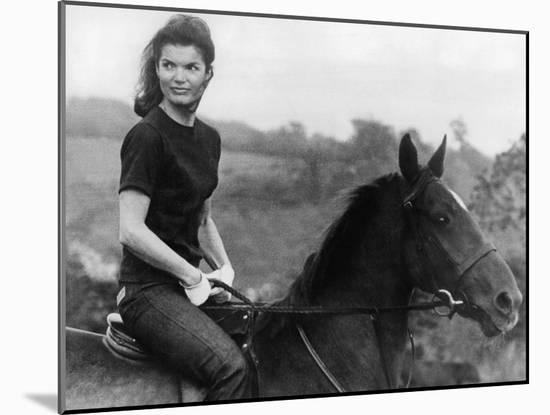 Jackie Kennedy--Mounted Photo