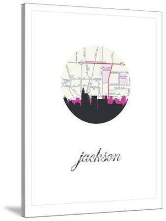Jackson Map Skyline 2