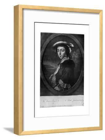Margaret 'Peg' Woffington (1720-176), Irish Actress, 18th Century