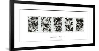 Black and White Polyptych