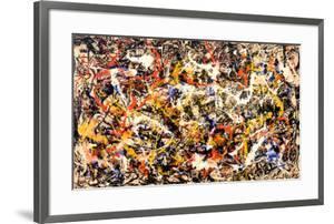Convergence by Jackson Pollock