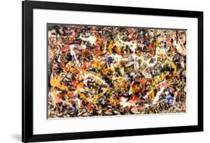 Convergence by Jackson Pollock