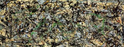 Lucifer by Jackson Pollock