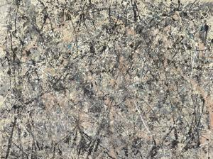 Number 1, 1950 (Lavender Mist), 1950 by Jackson Pollock