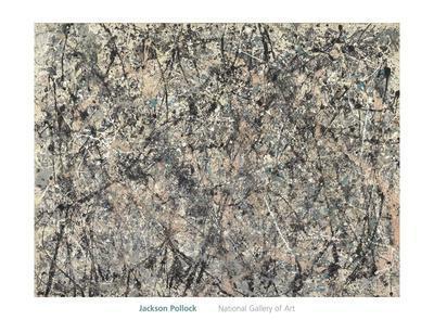Number 1, 1950 (Lavender Mist), 1950