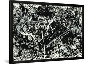 Number 33-1949 by Jackson Pollock