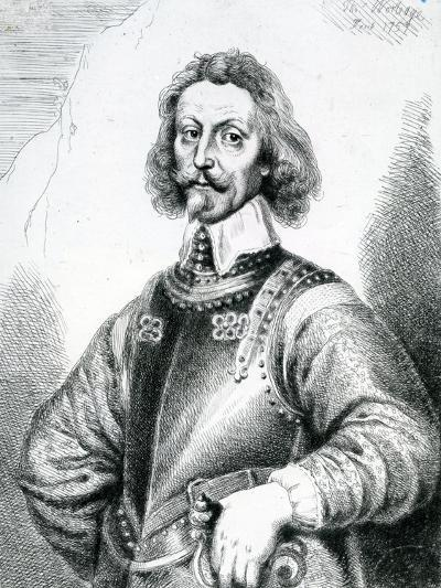 Jacob Astley (1579-1652) 1st Baron Astley of Reading, C.1757--Giclee Print
