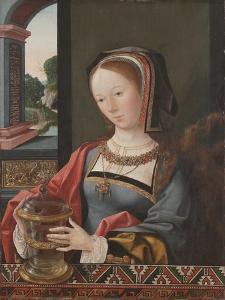 Mary Magdalene, 1519 by Jacob Cornelisz van Oostsanen