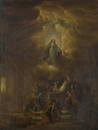 Assumption of the Virgin, Jacob De Wet