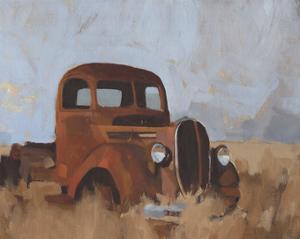 Farm Truck I by Jacob Green