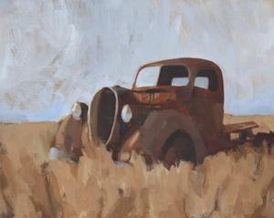 Farm Truck II by Jacob Green