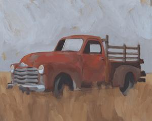 Farm Truck IV by Jacob Green
