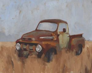 Farm Truck VI by Jacob Green