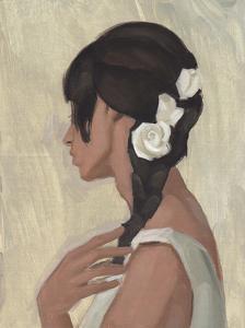 Female Portrait II by Jacob Green