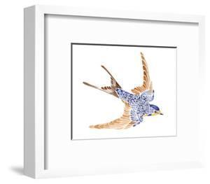 Jeweled Barn Swallow I by Jacob Green