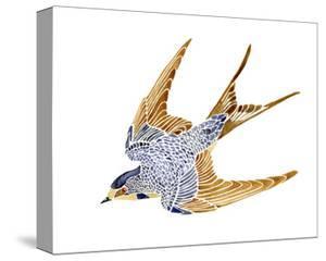 Jeweled Barn Swallow II by Jacob Green