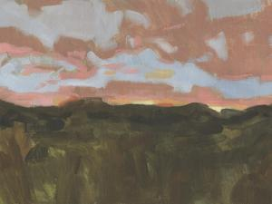 Sunset in Taos II by Jacob Green