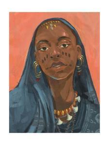 Wodaabe Woman I by Jacob Green