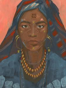 Wodaabe Woman II by Jacob Green