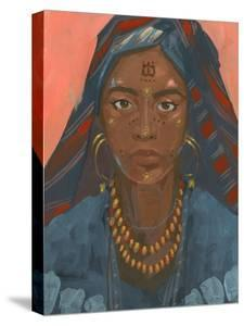 Wodaabe Woman II by Jacob Green