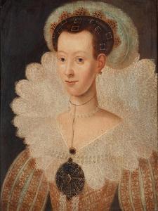 Queen Maria Eleonora of Sweden by Jacob Hoefnagel