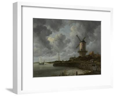 The Mill at Wijk Bij Duurstede, C. 1670