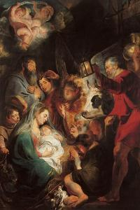 The Adoration of the Magi by Jacob Jordaens