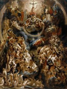 The Last Judgement by Jacob Jordaens