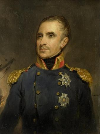 Portrait of Jonkheer Theodorus Frederik Van Capellen