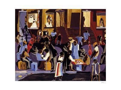 Street Shadows, 1959