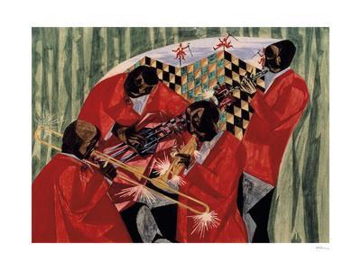 Village Quartet, 1954