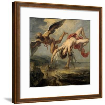 The Fall of Icarus, 1636-1637