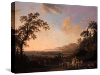 Idyllic Landscape at Dusk, 1782