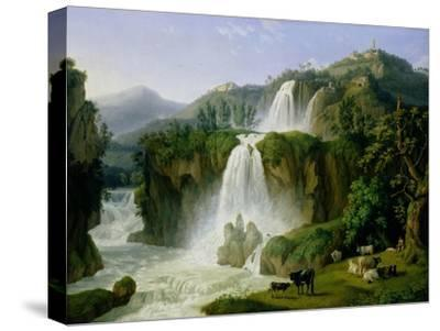 The Waterfall at Tivoli, 1785