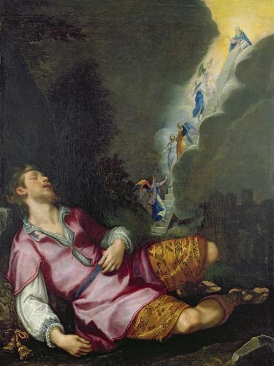 Jacob's Dream, 1593-Ludovico Cardi da Cigoli-Giclee Print